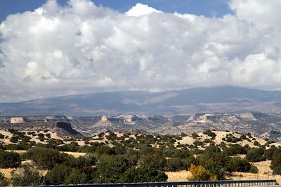 Los Alamos and Jemez Mountain Scenic Drive