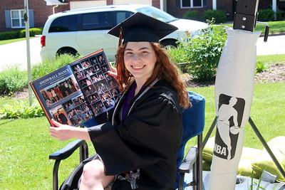 Danielle Roh's Graduation Party 5-30-20