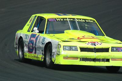 Thompson Speedway 8-17-2006 Nascar Bud 150