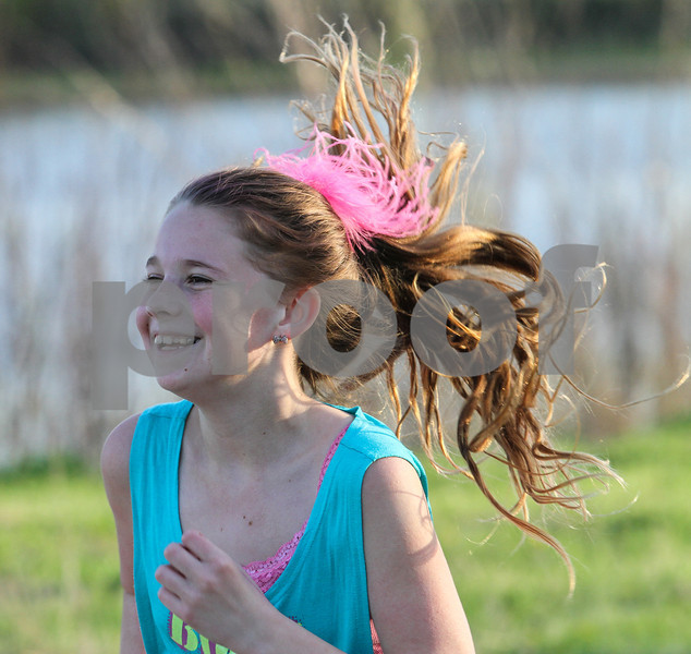 Girls on the Run - 5k - 2014