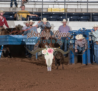 CALF ROPING EVENTS