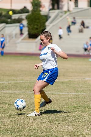 Girls Soccer vs MMI_19 March 2016