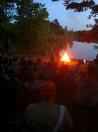 2015-05-02 Camporee  Camp Campbell