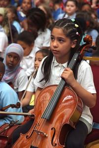 """Massive 2"" Haringey Schools Music Festival June 2008"