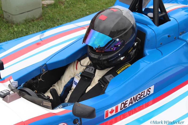 L2 Max DeAngelis(M) Eurosport Racing