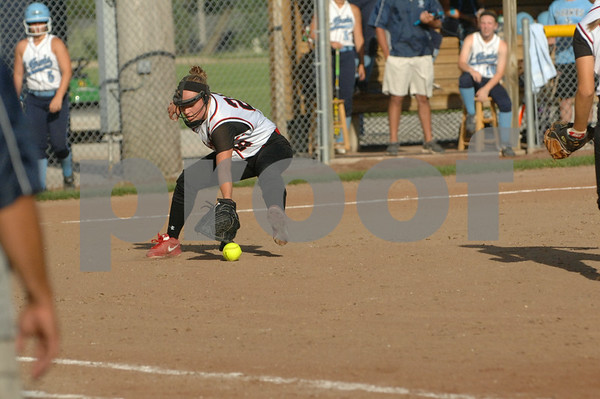 Jeff vs IC City Softball