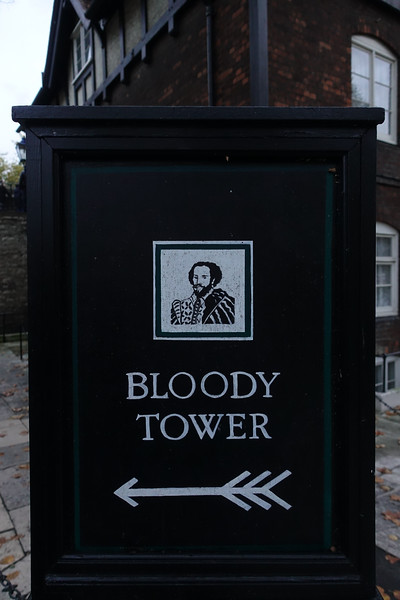 Tower of London, Traitors Tower