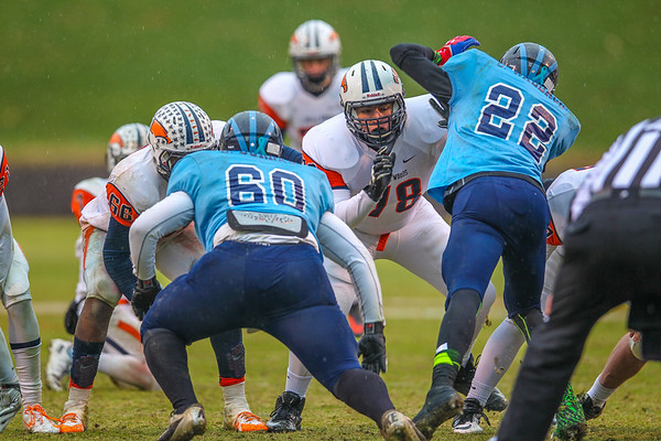 LC Bird Varsity Football 2013