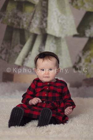 Adalyn 9 months