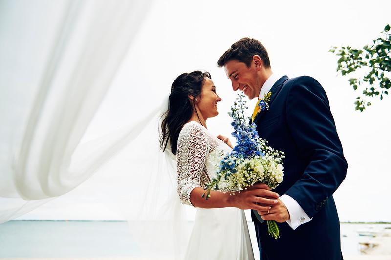 Clotilde & Antoine- un mariage a l'Ille de Ré