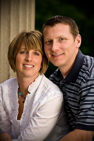 Mark and Stephanie