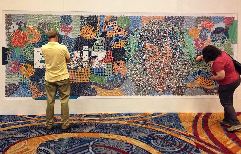 Tableau Conference 19.-23. Oktober 2015 in Las Vegas