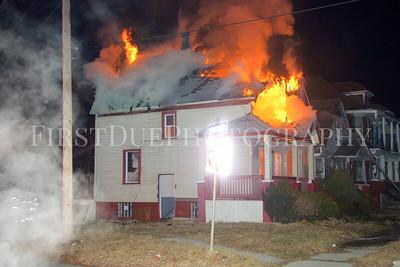 Detroit Box Alarm: McGraw St. & 28th St. 29 Mar 2015