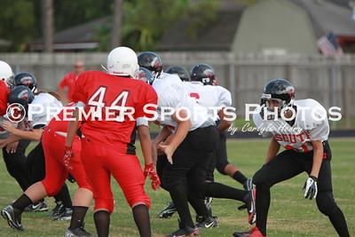 Lomax 7A Football vs Pearland South 9/18/2012