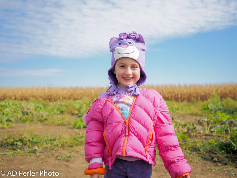 Sloane's 5th Birthday at Stuckey Farms