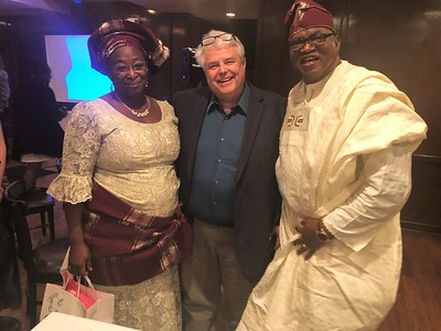 Adegokey's 30th Wedding Anniversary