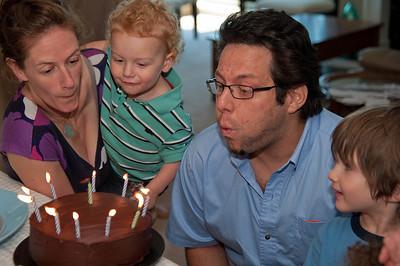 Lanny's 30th Birthday