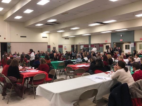 2018.12.11 St. Theresa Women's Club Xmas Celebration