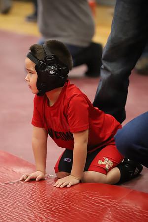 Little Guy Wrestling