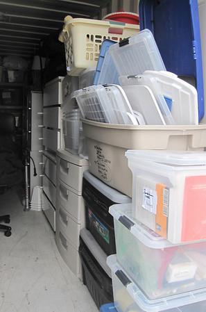 Storage Unit layout