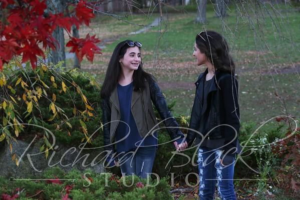 Hailey & Riley 's Photo Shoot 11/16