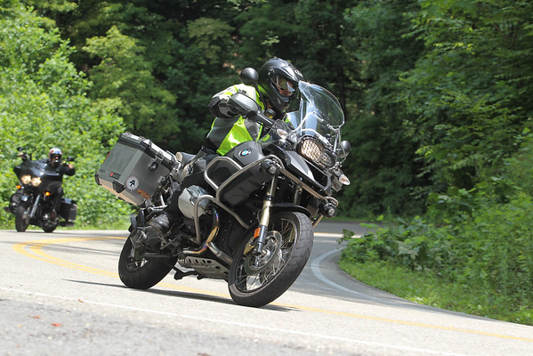 Tail of the Dragon - TN, NC Motorcycle Trip | 5-Guys