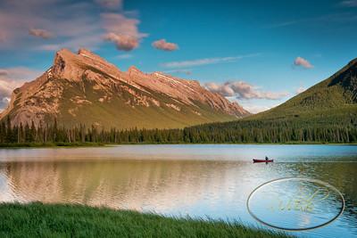 Banff and Jasper Canadian Rockies