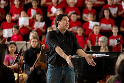 """Berkeley Symphony Family Concert """"I'm a Performer!"""" April 12,2014"""