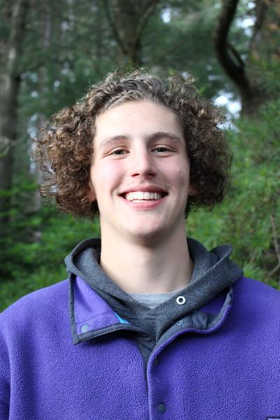 Dylan Moeser, 1st Year Headman