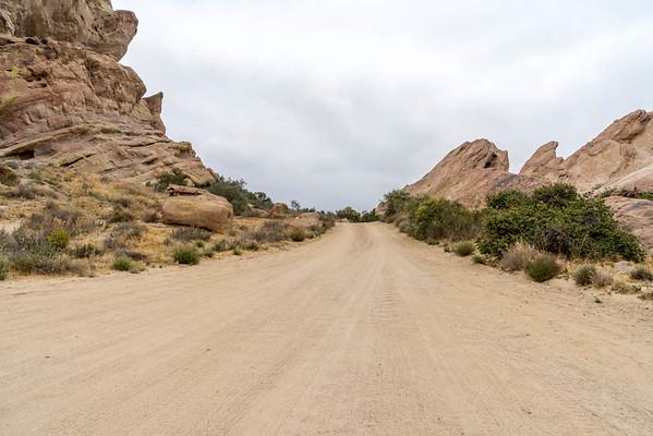 Vasquez Rocks - Agua Dulce