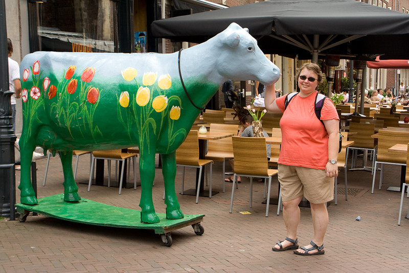 Mary and the Haarlem cow.