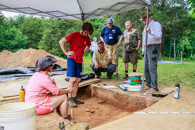 2017 Germanna Archaeology