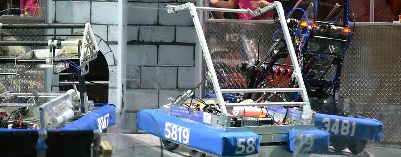 2016 FIRST Bayou Regional Robotics - Spectrum 3847 - 720