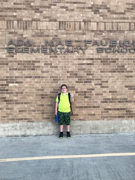 Jacob   4th   Faubion Elementary School