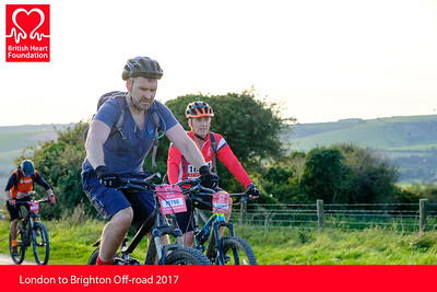 BHF London To Brighton Offroad 2017