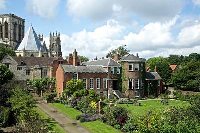 York, England - Off the Wall