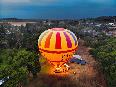 Fringe Balloon Barossa