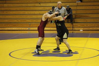 Wrestling vs West Valley 2016
