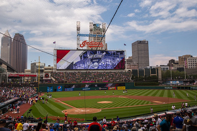 Cleveland Progerssive Field (Jacobs Field)