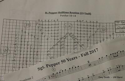 Practice 10-11-17  - 10-13-17 (Sgt.  Pepper's)