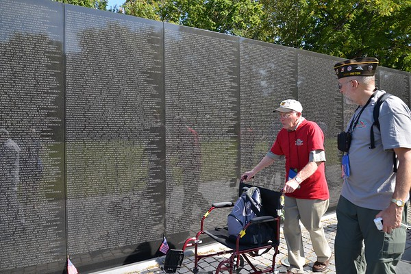 Vietnam War Memorial Sept 27