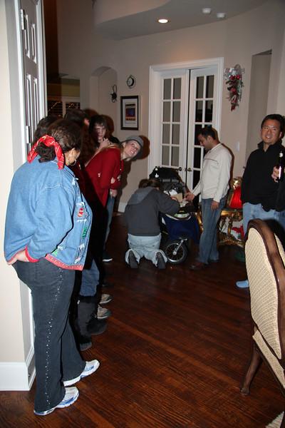 2009 Christmas Caroling