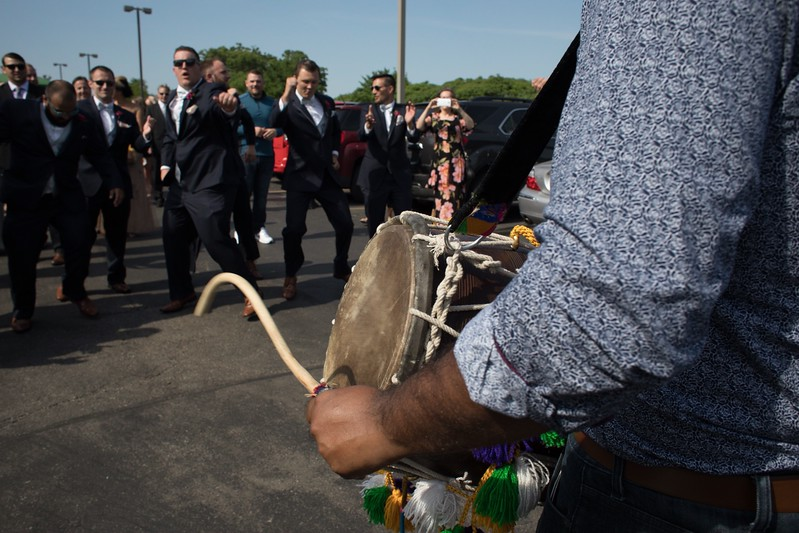 LeCapeWeddings Chicago Photographer - Renu and Ryan - Hilton Oakbrook Hills Indian Wedding -  457.jpg