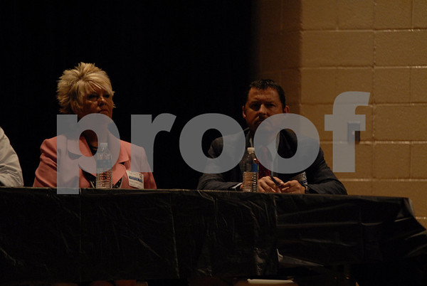 County Republican Primary Candidates Speak at UCHS - April 2014