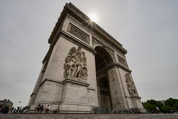 Paris, France, (2016)