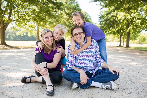 The Burruss Family