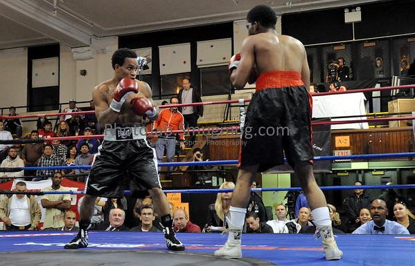 Union City Boxing 10 16 10 1st Bout