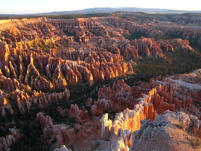 Bryce Canyon National Park: May 7-8, 2007