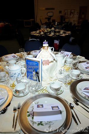 Woman's Tea's 2012