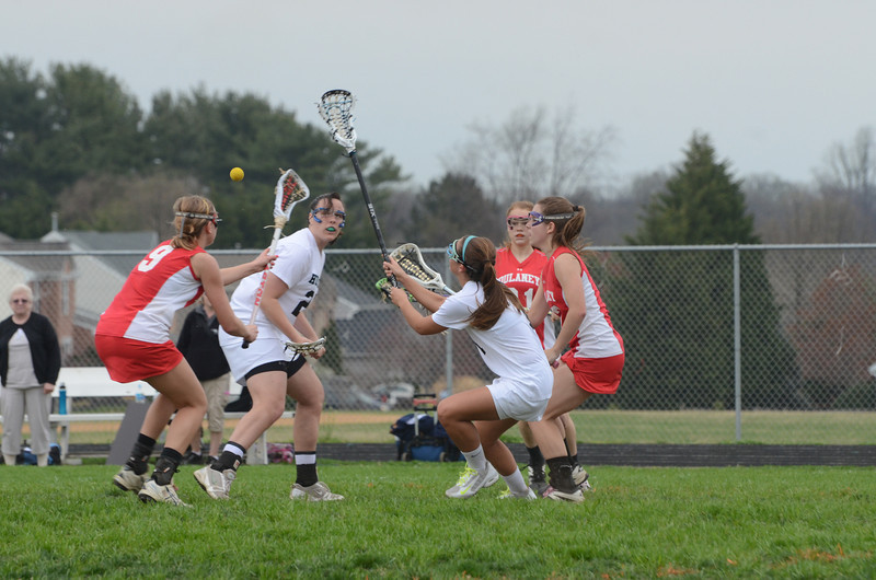 Girls Varsity Lacrosse March 21 vs Dulaney Valley